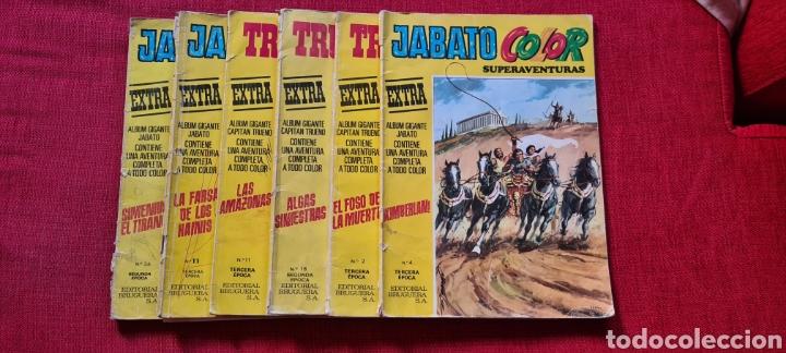 3 TRUENO COLOR - 3 JABATO COLOR (Tebeos y Comics - Bruguera - Capitán Trueno)