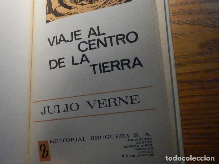 Tebeos: Viaje al centro de la Tierra - Julio Verne - Historias Selección 250 ilustraciones - 1967 - Foto 3 - 215158473
