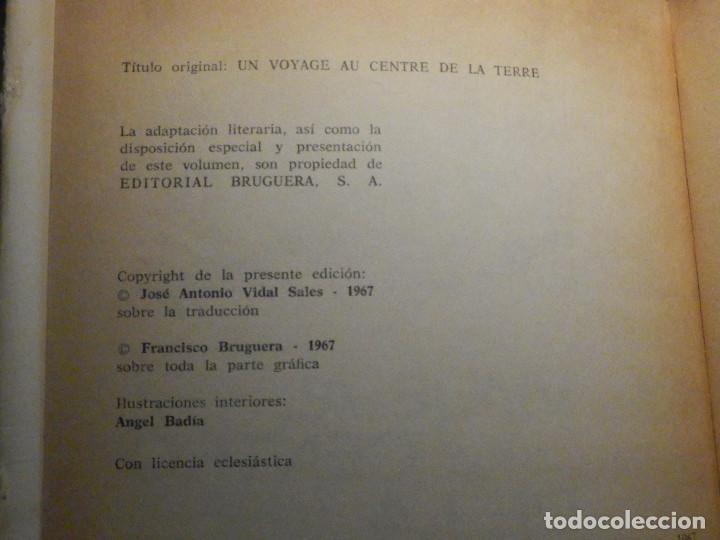 Tebeos: Viaje al centro de la Tierra - Julio Verne - Historias Selección 250 ilustraciones - 1967 - Foto 4 - 215158473