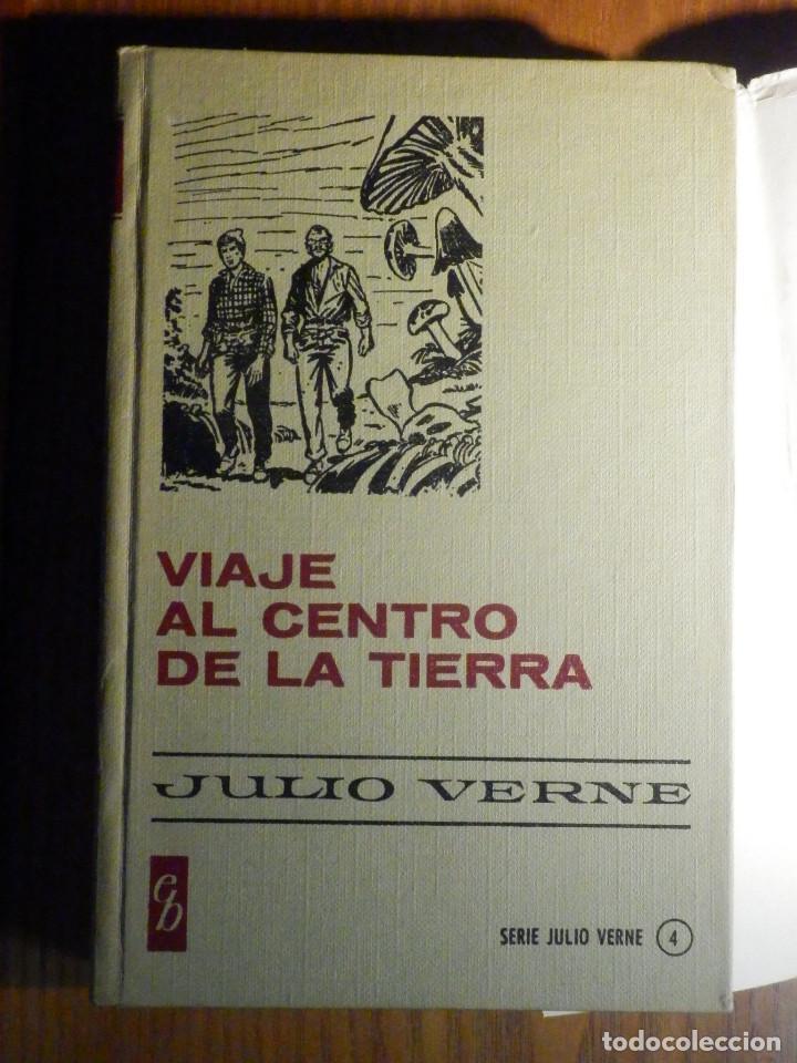 Tebeos: Viaje al centro de la Tierra - Julio Verne - Historias Selección 250 ilustraciones - 1967 - Foto 11 - 215158473