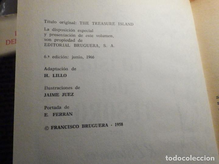Tebeos: La Isla del tesoro - R.L. Stevenson - Historias Selección 250 ilustraciones - 1966 - Foto 3 - 215158901