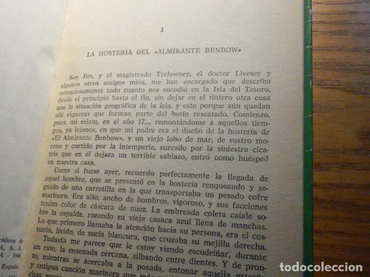 Tebeos: La Isla del tesoro - R.L. Stevenson - Historias Selección 250 ilustraciones - 1966 - Foto 4 - 215158901