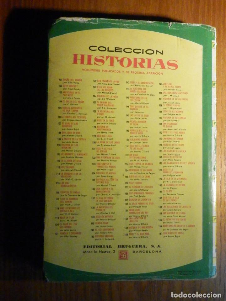 Tebeos: La Isla del tesoro - R.L. Stevenson - Historias Selección 250 ilustraciones - 1966 - Foto 7 - 215158901