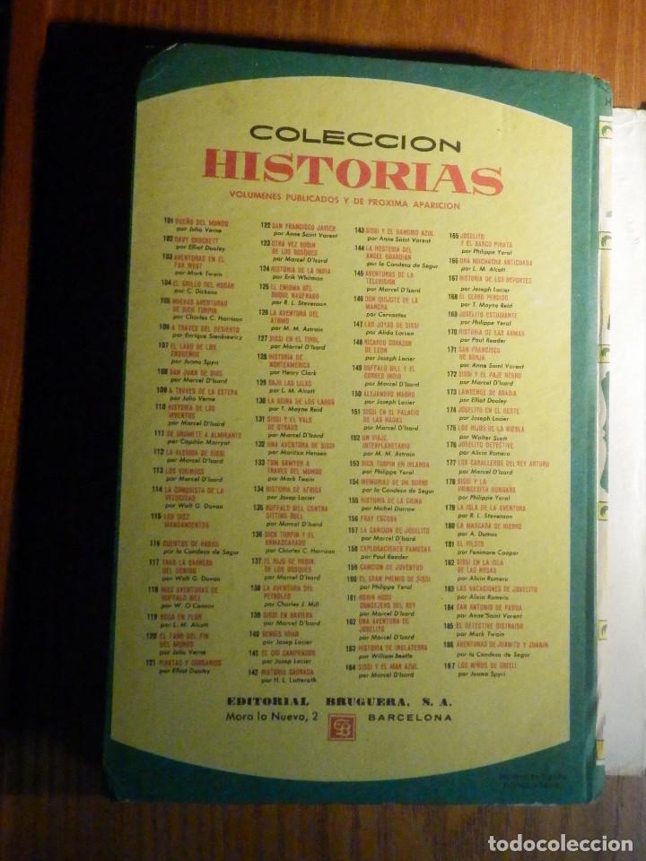 Tebeos: La Isla del tesoro - R.L. Stevenson - Historias Selección 250 ilustraciones - 1966 - Foto 8 - 215158901