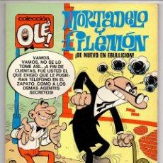 Tebeos: OLE Nº 5 MORTADELO Y FILEMON (BRUGUERA 1ª PRIMERA EDICION 1971). Lote 215183177