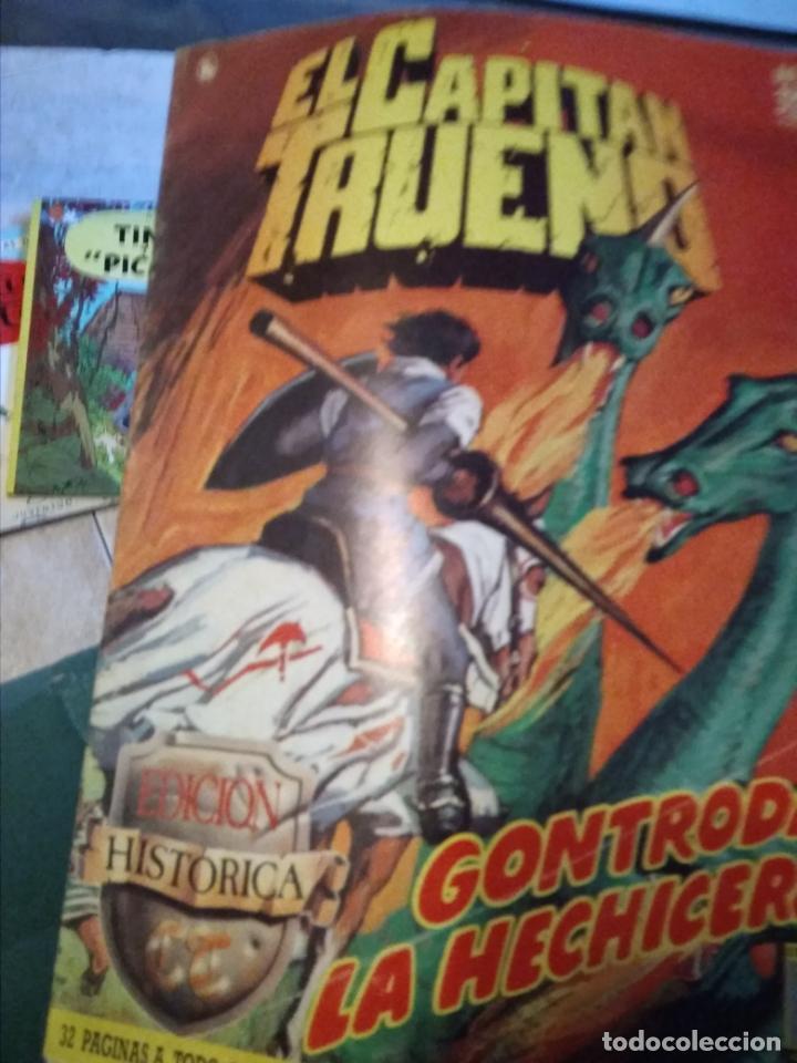 CAPITAN TRUENO EDICIÓN HISTÓRICA NÚMERO 6 AÑO 1987 (Tebeos y Comics - Bruguera - Capitán Trueno)