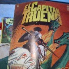 Tebeos: CAPITAN TRUENO EDICIÓN HISTÓRICA NÚMERO 6 AÑO 1987. Lote 215293213
