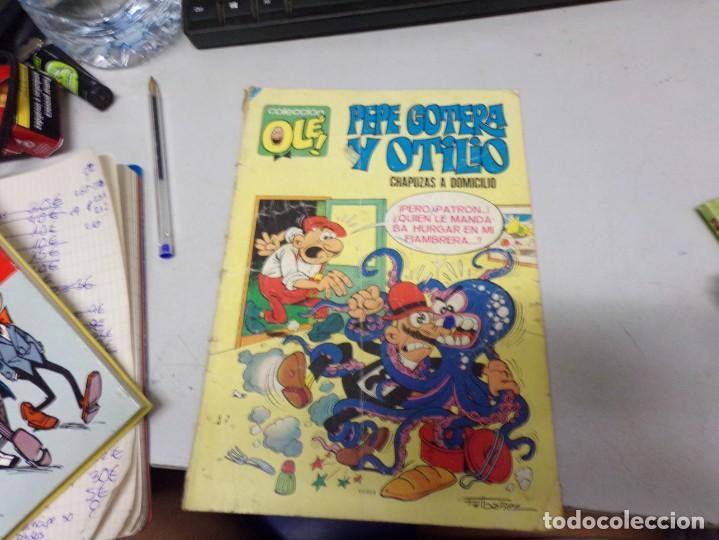 PEPE GOTERA Y OTILLO 1 BRUGUERA (Tebeos y Comics - Bruguera - Otros)