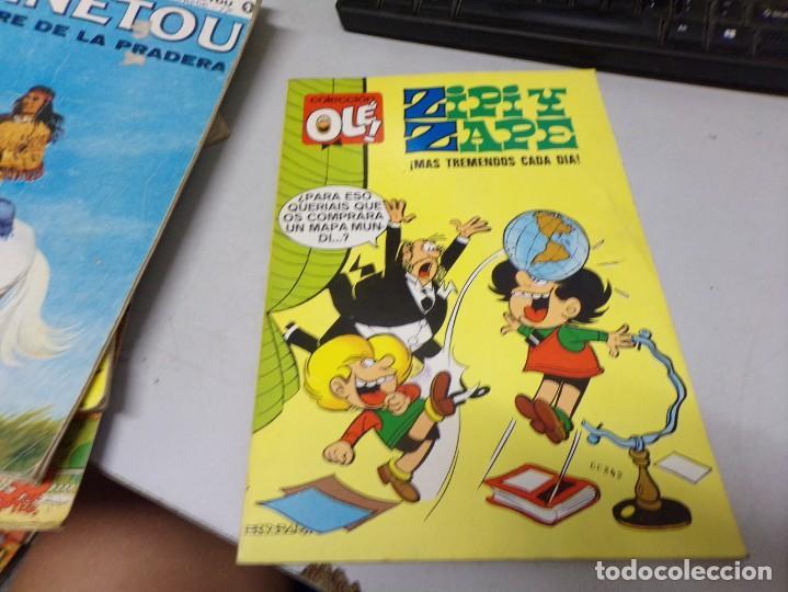 ZIPI Y ZAPE - COLECCION OLE - BRUGUERA NUMERO 2 PRIMERA EDICION (Tebeos y Comics - Bruguera - Ole)