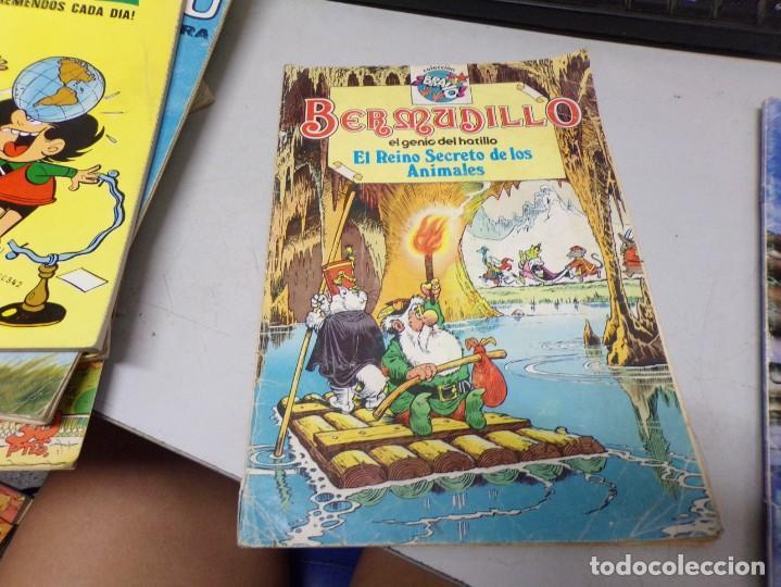 COLECCION BRAVO BRUGUERA - BERMUDILLO NUMERO 2 (Tebeos y Comics - Bruguera - Bravo)