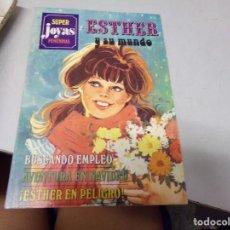 Tebeos: ESTHER Y SU MUNDO NUMERO 27 - BRUGUERA - SUPER JOYAS FEMENINAS. Lote 215524322