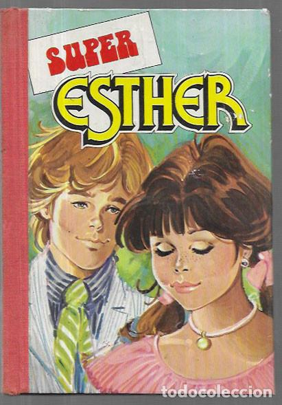 SUPER ESTHER -. TOMO Nº 3 POCKET -1 ª ED. 1982 (Tebeos y Comics - Bruguera - Esther)
