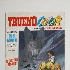 Livros de Banda Desenhada: TRUENO COLOR. Nº 50. AÑO II DOCTOR MAGICO. COLECCION SUPER AVENTURAS CAPITAN TRUENO 1223 TDKC72. Lote 215606971