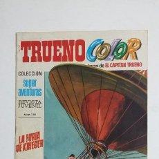 Livros de Banda Desenhada: TRUENO COLOR. Nº 46. AÑO I. FURIA KRIEGER. COLECCION SUPER AVENTURAS CAPITAN TRUENO 1215 TDKC72. Lote 215607491