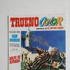 Livros de Banda Desenhada: TRUENO COLOR. Nº 26 AÑO I. GOLPE DE AUDACIA. COLECCION SUPER AVENTURAS CAPITAN TRUENO 1178 TDKC72. Lote 215609487