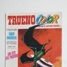 Livros de Banda Desenhada: CAPITAN TRUENO COLOR. COLECCION SUPER AVENTURAS Nº 68. UN SER DEL PASADO. REVISTA Nº 1259. TDKC72. Lote 215609905