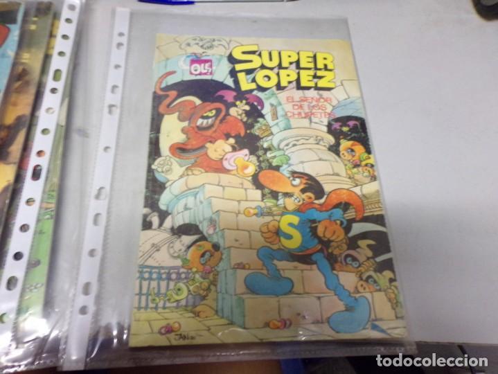 SUPER LOPEZ NUMERO 5 - COLECCIÓN OLE - BRUGUERA (Tebeos y Comics - Bruguera - Ole)