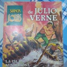 Tebeos: SUPER JOYAS DE JULIO VERNE. Lote 215667617