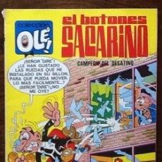 Giornalini: EL BOTONES SACARINO. OLE NUMERO 15. 1971 ENVIO INCLUIDO.. Lote 215700963