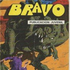 Tebeos: BRAVO Nº 56 BRUGUERA INSPECTOR DAN. Lote 215741568