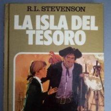 Tebeos: LA ISLA DEL TESORO DE R. L. STEVENSON ED BRUGUERA. Lote 215766098