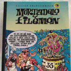 Tebeos: MORTADELO Y FILEMON. EDICION COLECCIONISTA. EL QUINTO CENTENARIO. EL 35 ANIVERSARIO. PESADILLA... FR. Lote 215793192