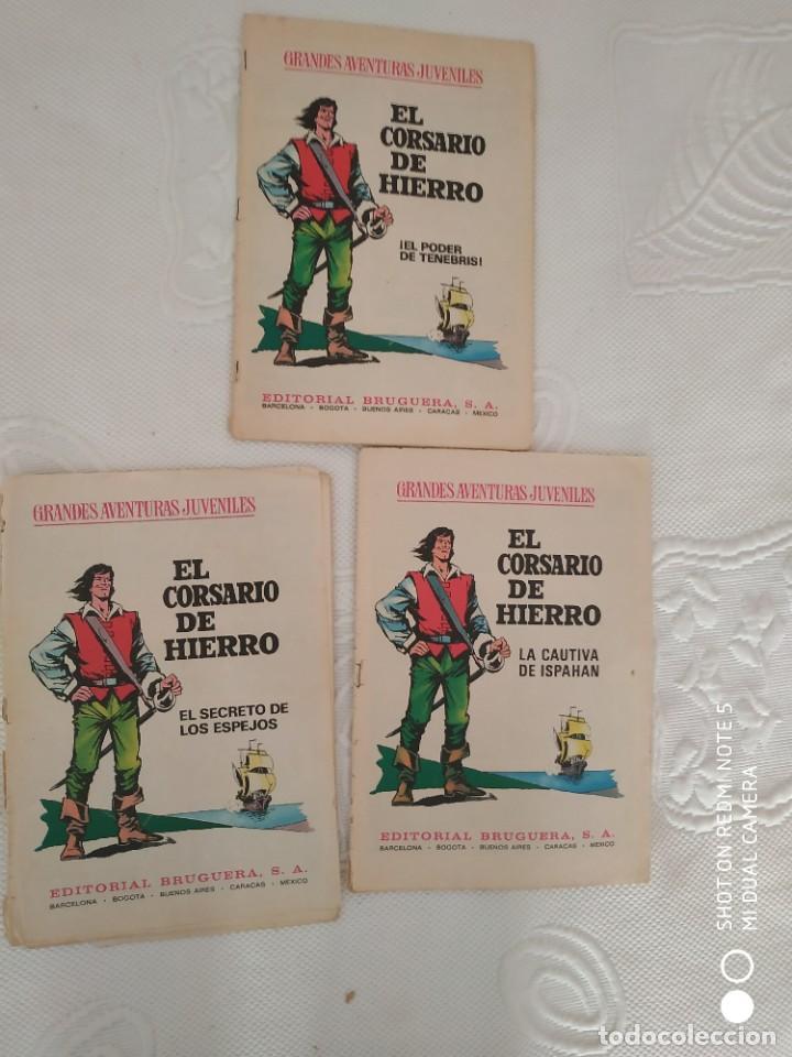 EL CORSARIO DE HIERRO (Tebeos y Comics - Bruguera - Corsario de Hierro)