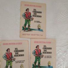 Tebeos: EL CORSARIO DE HIERRO. Lote 215840262