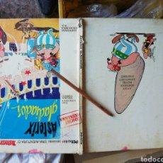 Tebeos: ASTERIX GLADIADOR, 1 EDICION CATALANA, 1969, BRUGUERA. Lote 215882235