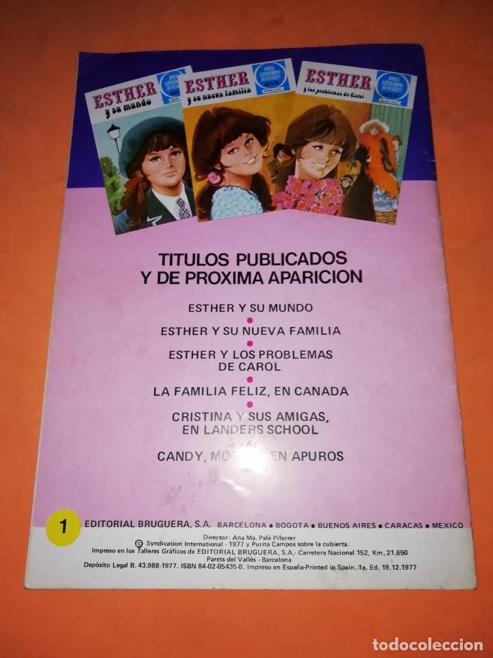Tebeos: ESTHER Y SU MUNDO. JOYAS LITERARIAS JUVENILES SERIE AZUL. Nº 1 - Foto 4 - 215925818