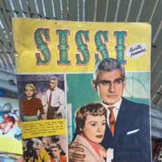 "Tebeos: NOVELA GRÁFICA ""SISSI"" FASCICULO 140. Lote 216593297"
