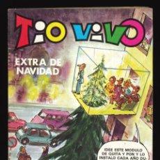 Livros de Banda Desenhada: TÍO VIVO - BRUGUERA / EXTRA NAVIDAD 1981. Lote 216628886