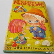 Tebeos: LA CASITA DE CHOCOLATE Y OTROS CUENTOS. Lote 216675151