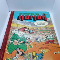 Tebeos: TEBEO COMICS SUPER HUMOR VOL. 20 MORTADELO Y FILEMON Y ROMPETECHOS. Lote 216709776