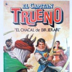 Tebeos: EL CAPITAN TRUENO - EL CHACAL DE BIR JERARI 2. Lote 216770630