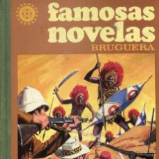 Tebeos: FAMOSAS NOVELAS Nº III BRUGUERA (320 ILUSTRACIONES A TODO COLOR). Lote 216838690