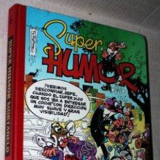 Livros de Banda Desenhada: SUPER HUMOR Nº 06 AÑO 1993; 1ª EDICION .. Lote 216860381