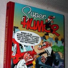 Livros de Banda Desenhada: SUPER HUMOR Nº 16 AÑO 1994; 1ª EDICION .. Lote 216860586