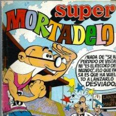 Tebeos: SUPER MORTADELO Nº 2 - BRUGUERA 1972 - ORIGINAL. Lote 216892475