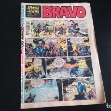 Tebeos: TEBEO BRAVO REVISTA JUVENIL AÑO I NUM 30 EDITORIAL BRUGUERA 1968. Lote 216896795