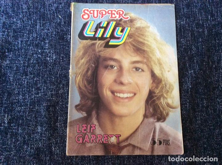 SUPER LILY Nº 62 - EDITA: BRUGUERA AÑOS 80 -POSTER JOAN ISAAC (Tebeos y Comics - Bruguera - Lily)