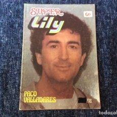 Tebeos: SUPER LILY Nº 61 - EDITA: BRUGUERA AÑOS 80 -POSTER: PACO VALLADARES. Lote 216905921