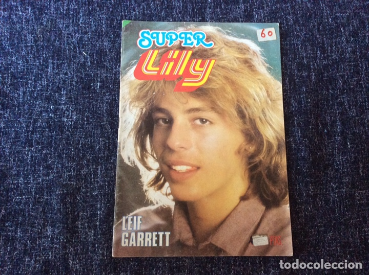 SUPER LILY Nº 60 - EDITA: BRUGUERA AÑOS 80 -POSTER: DE BARBIE SUPERSTAR MOBILIARIO (Tebeos y Comics - Bruguera - Lily)