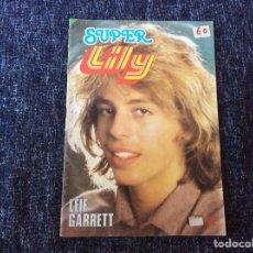 Tebeos: SUPER LILY Nº 60 - EDITA: BRUGUERA AÑOS 80 -POSTER: DE BARBIE SUPERSTAR MOBILIARIO. Lote 216906378