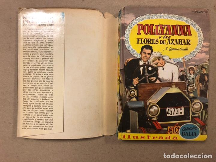 Tebeos: COLECCIÓN DALIA N° 5, 10, 13, 45 y 57. BRUGUERA 1959 - 1961 (1ª EDICIÓN). - Foto 3 - 216984320
