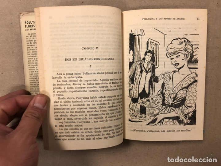 Tebeos: COLECCIÓN DALIA N° 5, 10, 13, 45 y 57. BRUGUERA 1959 - 1961 (1ª EDICIÓN). - Foto 5 - 216984320