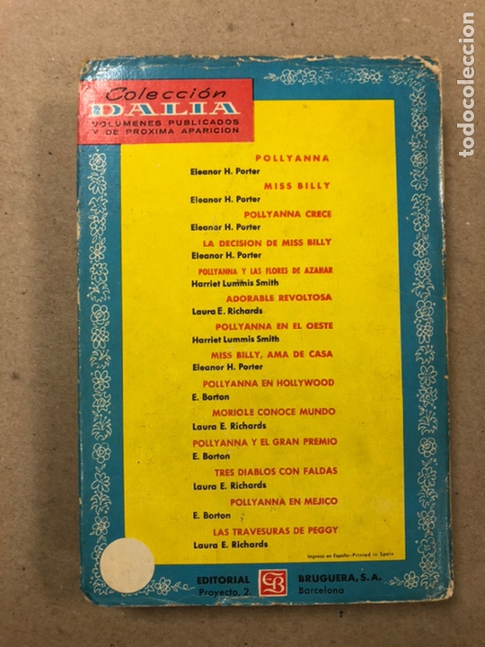 Tebeos: COLECCIÓN DALIA N° 5, 10, 13, 45 y 57. BRUGUERA 1959 - 1961 (1ª EDICIÓN). - Foto 6 - 216984320