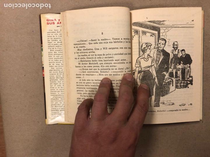Tebeos: COLECCIÓN DALIA N° 5, 10, 13, 45 y 57. BRUGUERA 1959 - 1961 (1ª EDICIÓN). - Foto 19 - 216984320