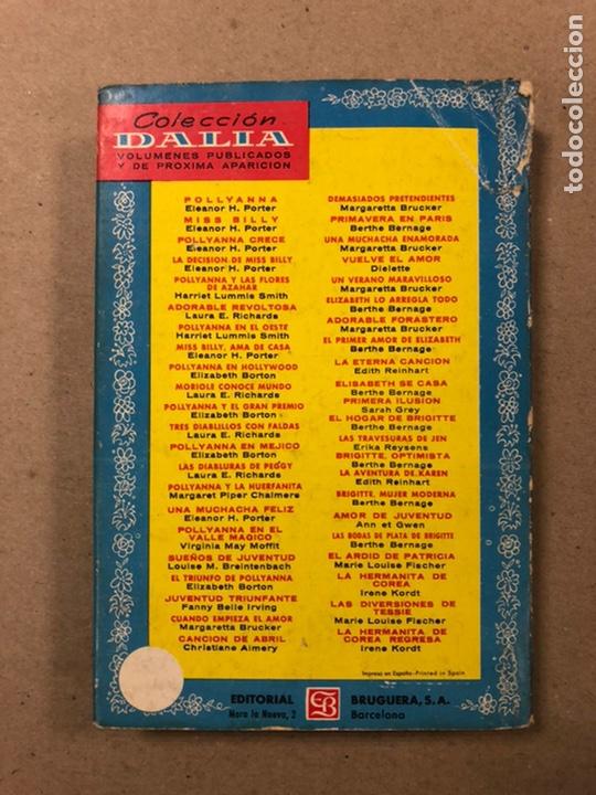 Tebeos: COLECCIÓN DALIA N° 5, 10, 13, 45 y 57. BRUGUERA 1959 - 1961 (1ª EDICIÓN). - Foto 20 - 216984320