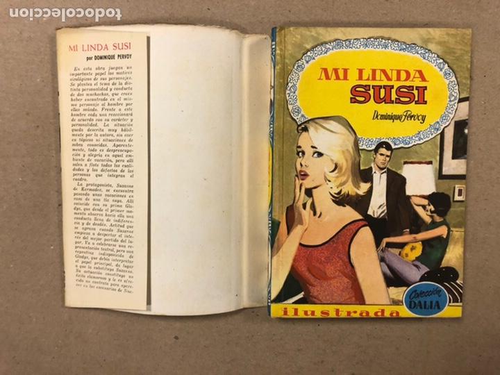 Tebeos: COLECCIÓN DALIA N° 5, 10, 13, 45 y 57. BRUGUERA 1959 - 1961 (1ª EDICIÓN). - Foto 22 - 216984320